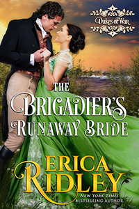 The Brigadiers Runaway Bride cover
