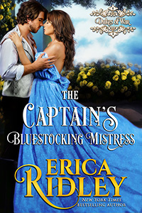 The Captains Bluestocking Mistress cover