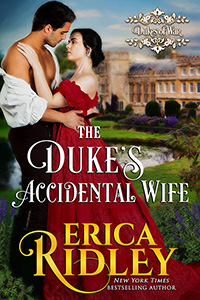 The Dukes Accidental Wife cover