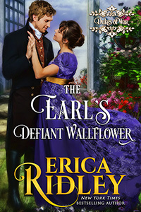The Earls Defiant Wallflower cover