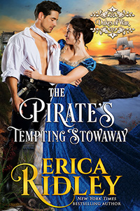 The Pirates Tempting Stowaway cover