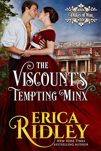 The Viscounts Tempting Minx cover